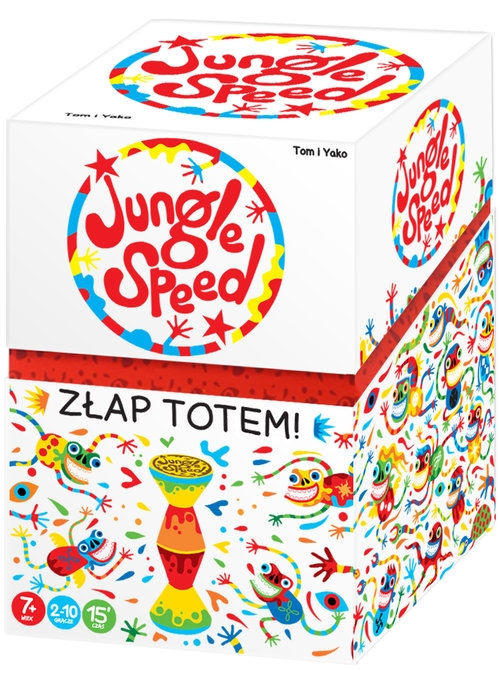 Jungle Speed - Złap Totem!