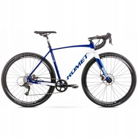 2028519 - 56L Rower ROMET BOREAS 1 niebiesko-biały