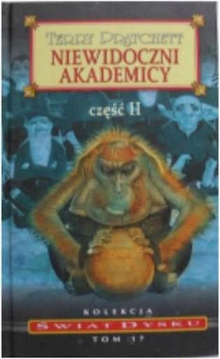 Niewidoczni Akademicy cz II - Terry Pratchett