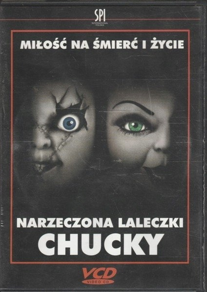Narzeczona laleczki Chucky [2VCD]