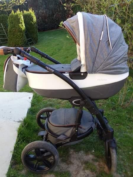 Wózek Babyactive exclusive 2w1