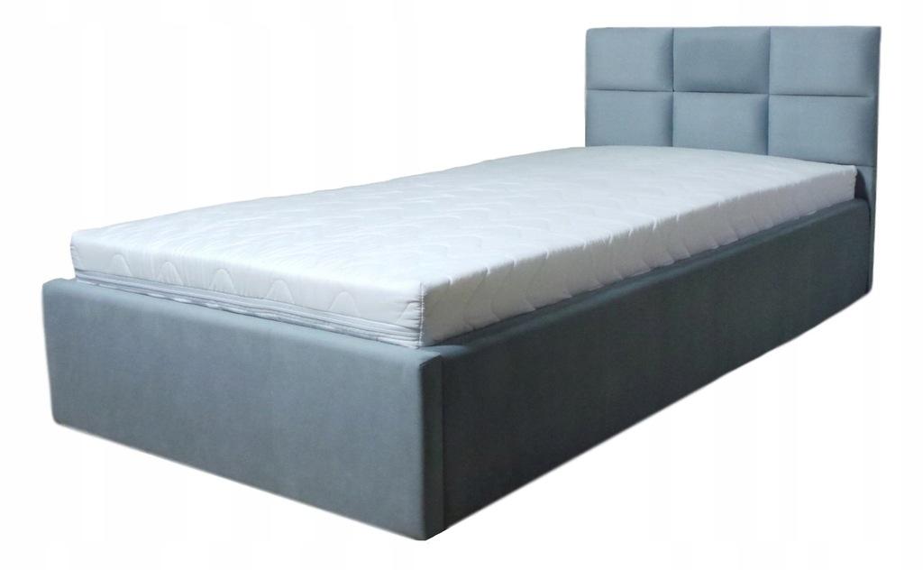 Łóżko sypialniane Verso 90x200 stelaż + pojemnik