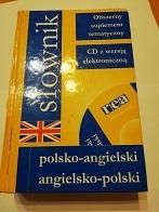 Słownik polsko-angielski, angielsko polski
