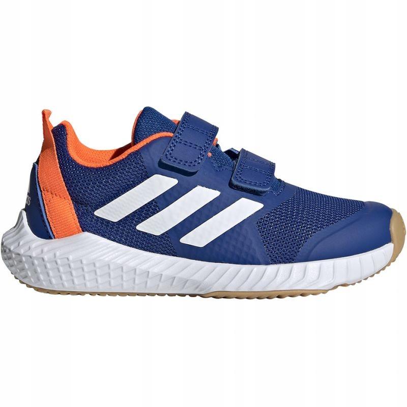 DZIECIĘCE Buty adidas FortaGym CF K JR G27199 31,5