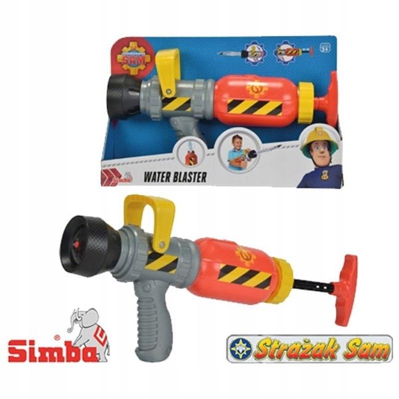 SIMBA Strażak Sam Duży Pistolet na wodę