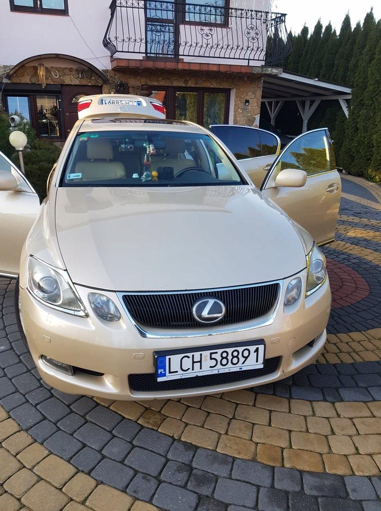 Lexus Gs 300 2005r 8906032616 Oficjalne Archiwum Allegro