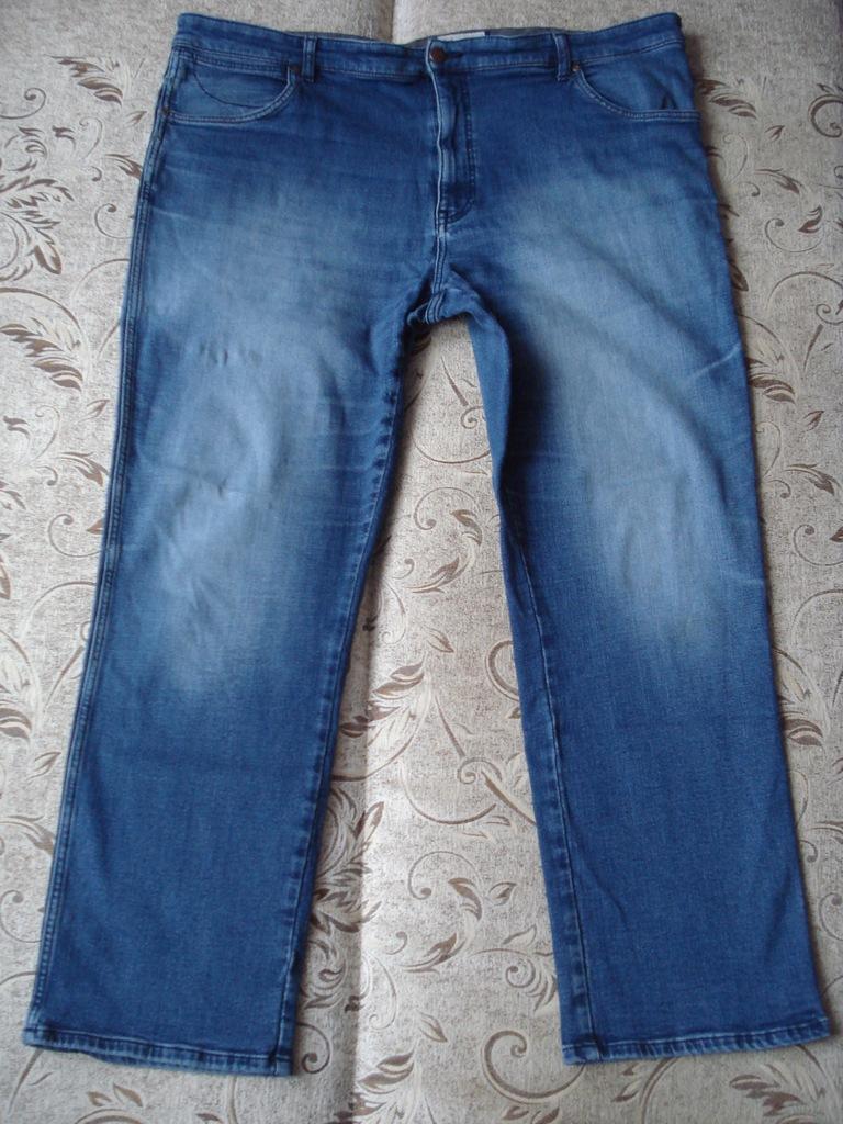 Spodnie Wrangler Texas W44 L32 pas 114-122