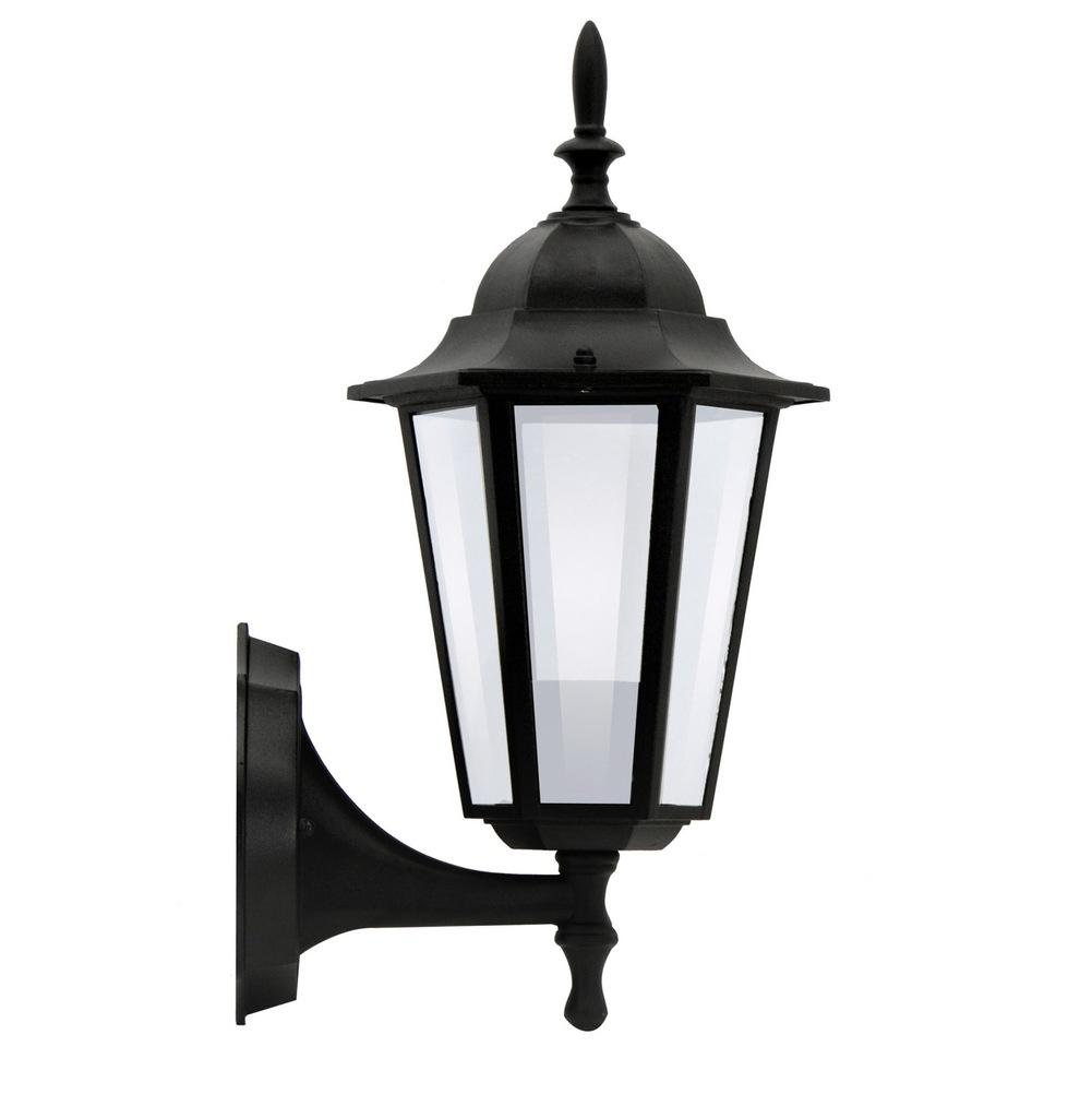 KINKIET LAMPA OGRODOWA OPRAWA LED E27 zewnętrzna