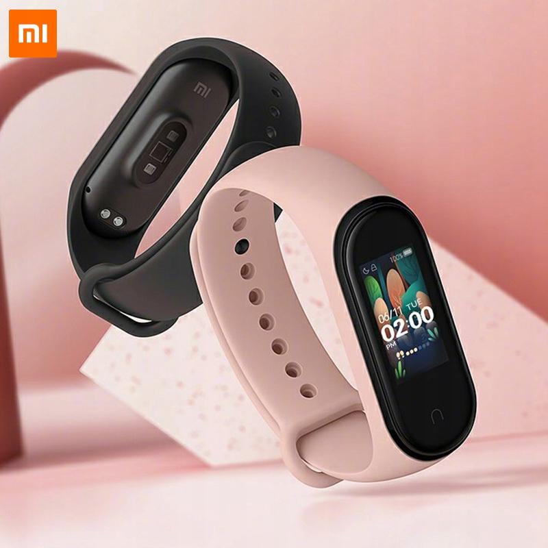 HUAWEI HONOR Band 4 Smartwatch 0.95'' Różowy