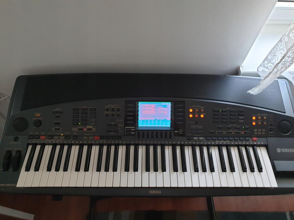 Yamaha Psr 8000 Stan Sklepowy 8508406130 Oficjalne Archiwum Allegro