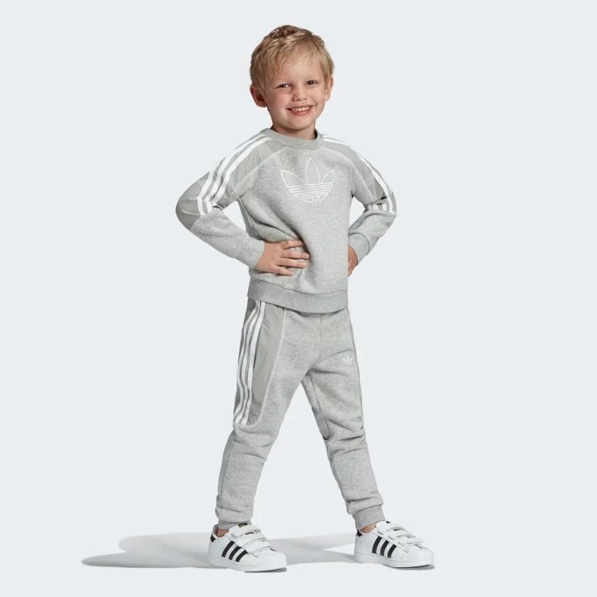 dres dziecięcy adidas originals r 128 DV2863