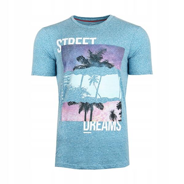 JACK&JONES STANES męski T-shirt XL Ostatnia!