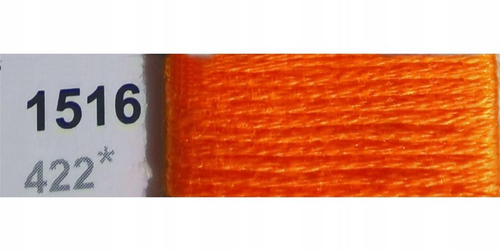 MULINA Ariadna nici do haftu kolor nr. 1516