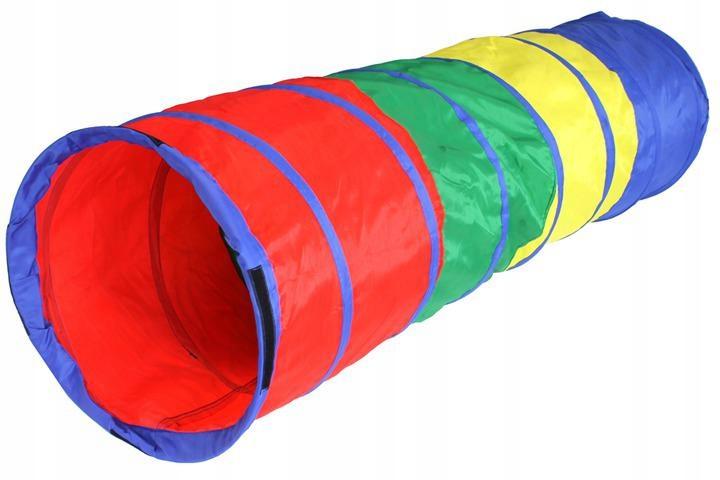 Tunel do zabaw ruchowych 200x 45cm