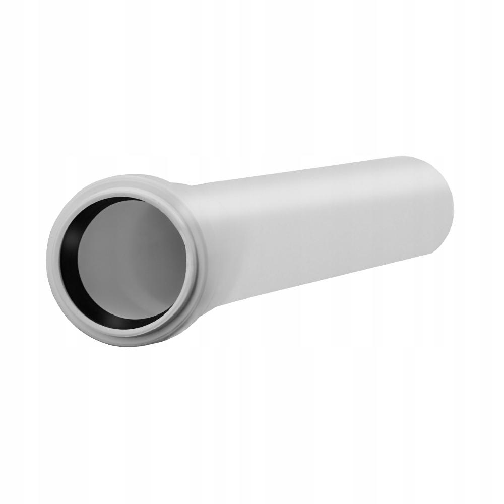 Rura kanalizacyjna fi 32/1000 mm 32/1m PCV PVC