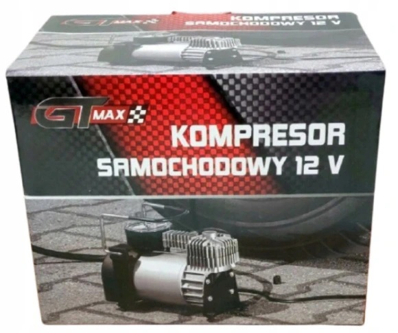 Kompresor Samochodowy 12V Pompka Sprężarka 35l/min