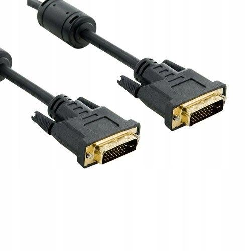 Kabel DVI-D - DVI-D | 24+1 M/M | DL | 3m | ferryt