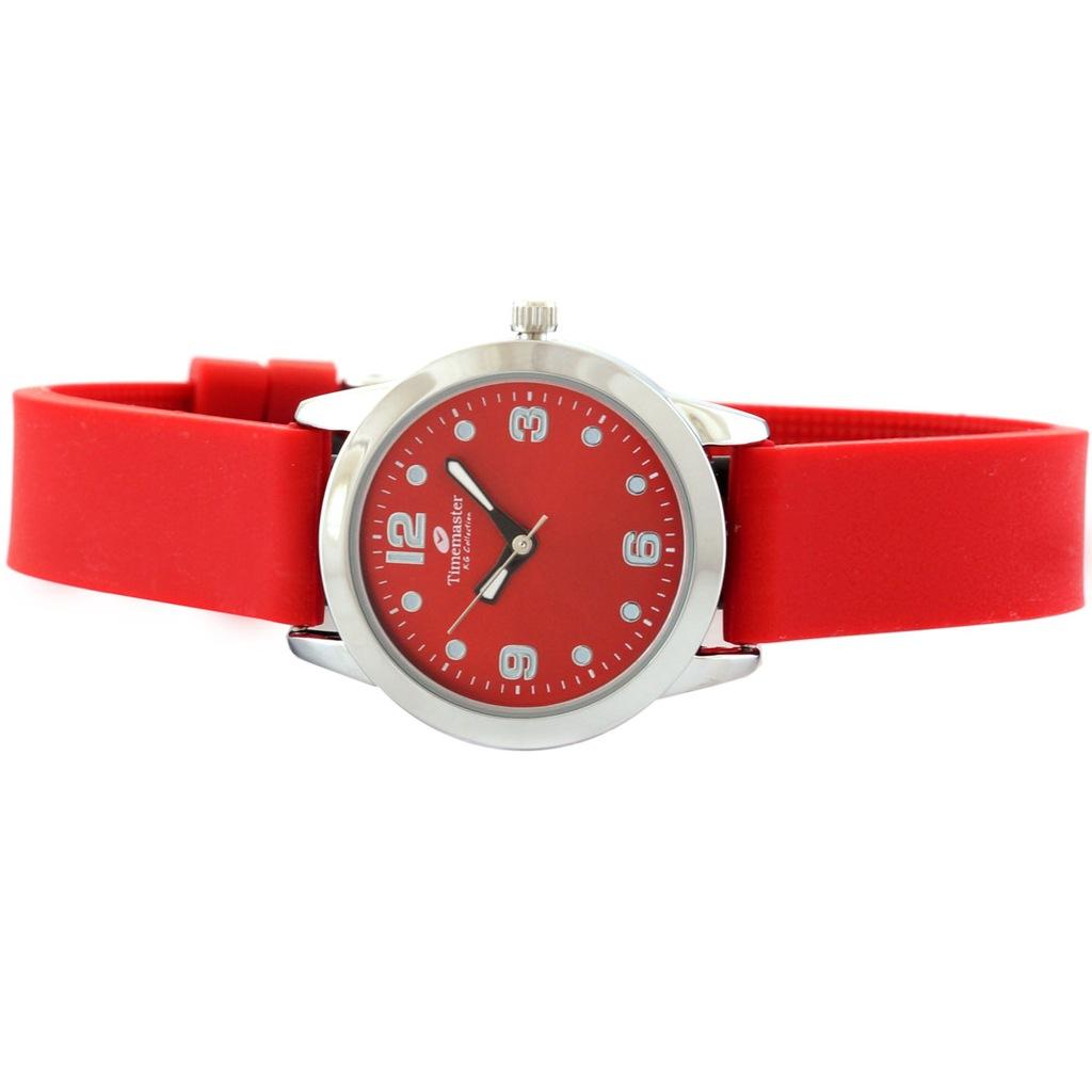 18514 Damski Zegarek Timemaster Silikon