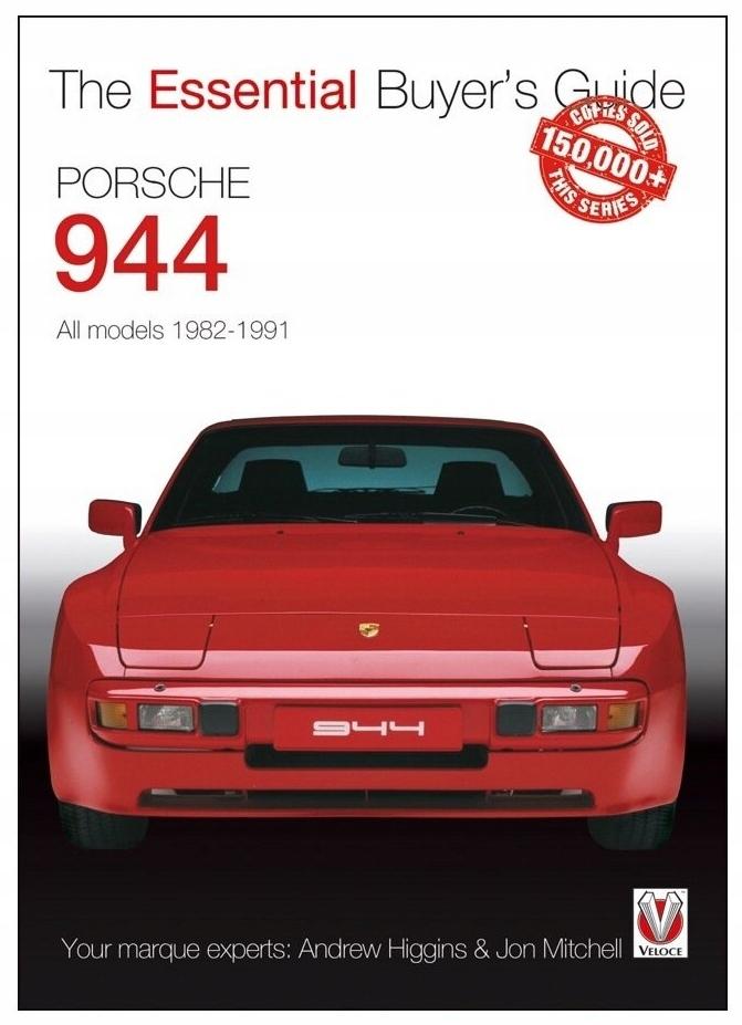 Porsche 944 (1982-1991) poradnik dla kupujących