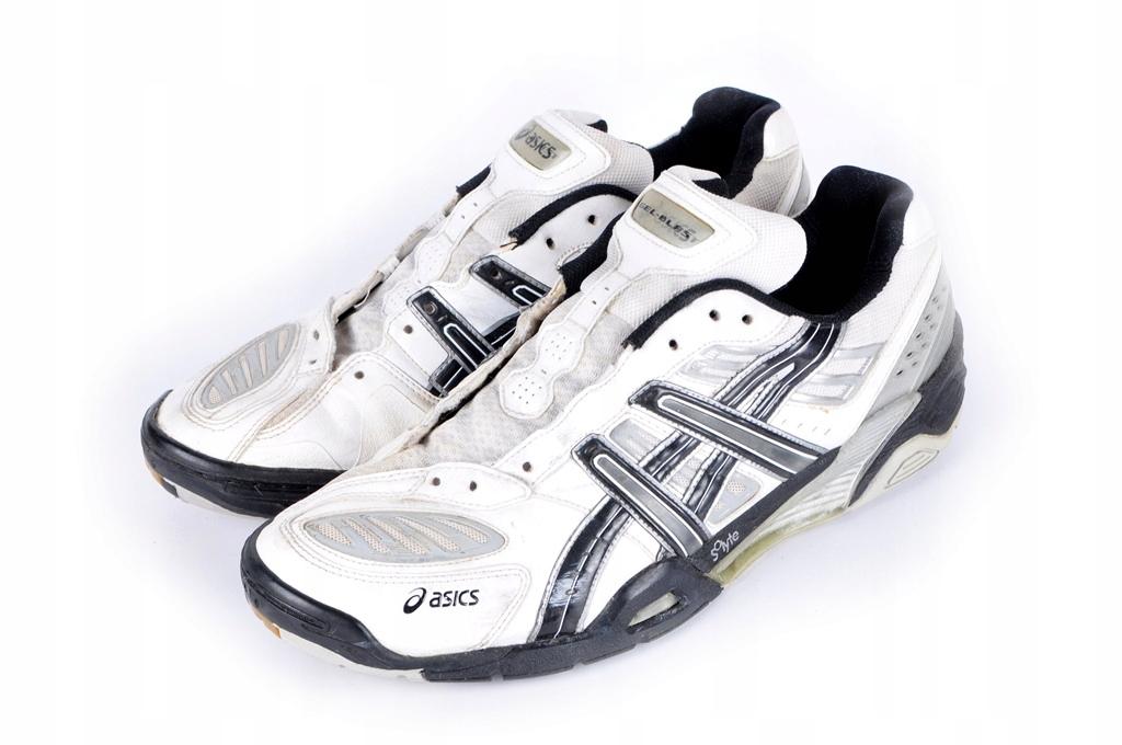 ASICS GEL-BLAST buty męskie do siatkówki r. 45