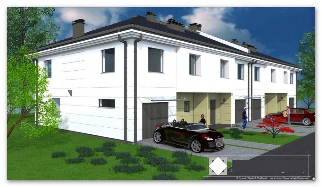 Dom, Szczecin, Osów, 143 m²