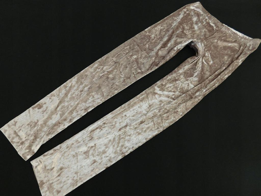 1912d51 ATMOSPHERE legginsy rurki WELUROWE 44