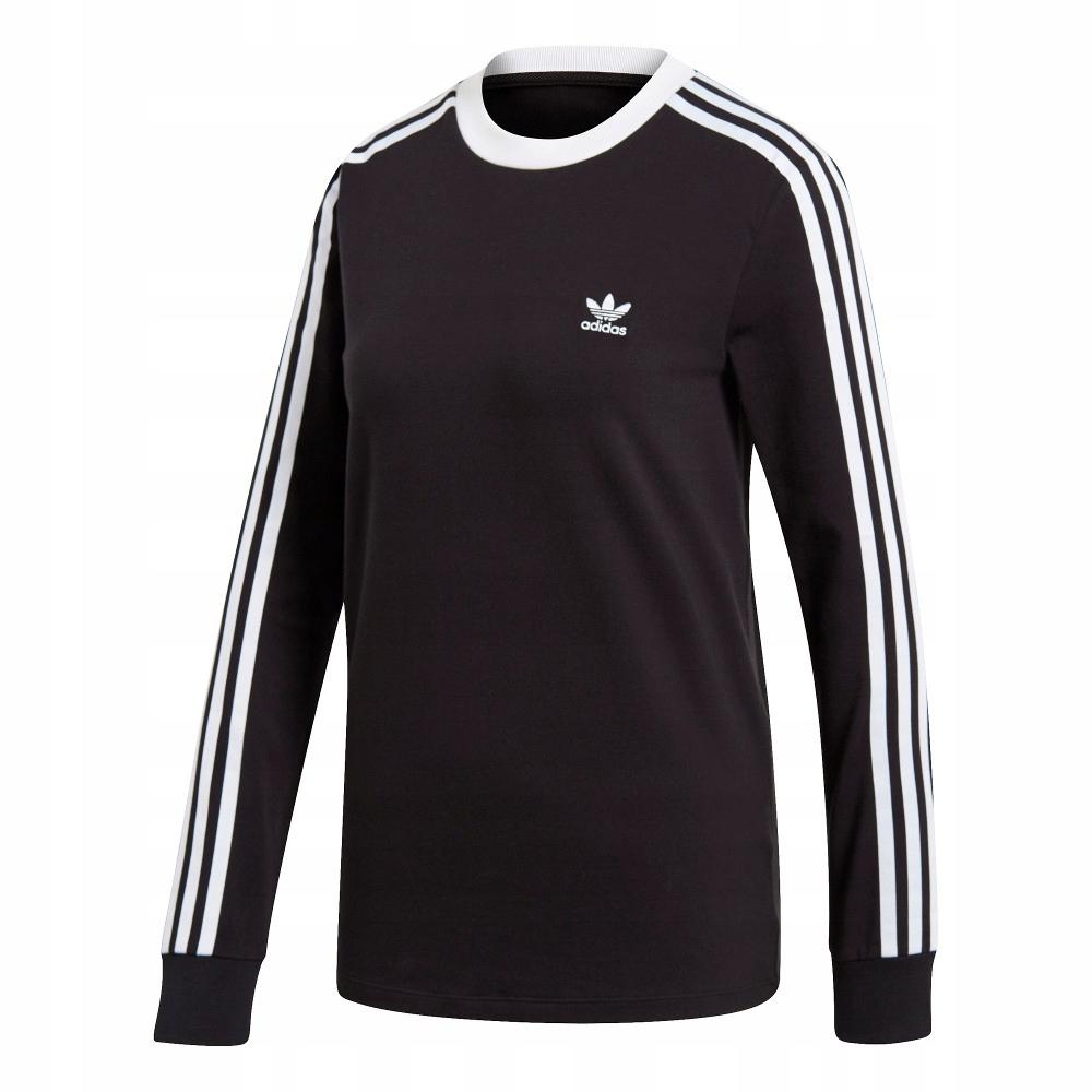 Koszulka damska adidas 3 STR LS TEE DV2608 M