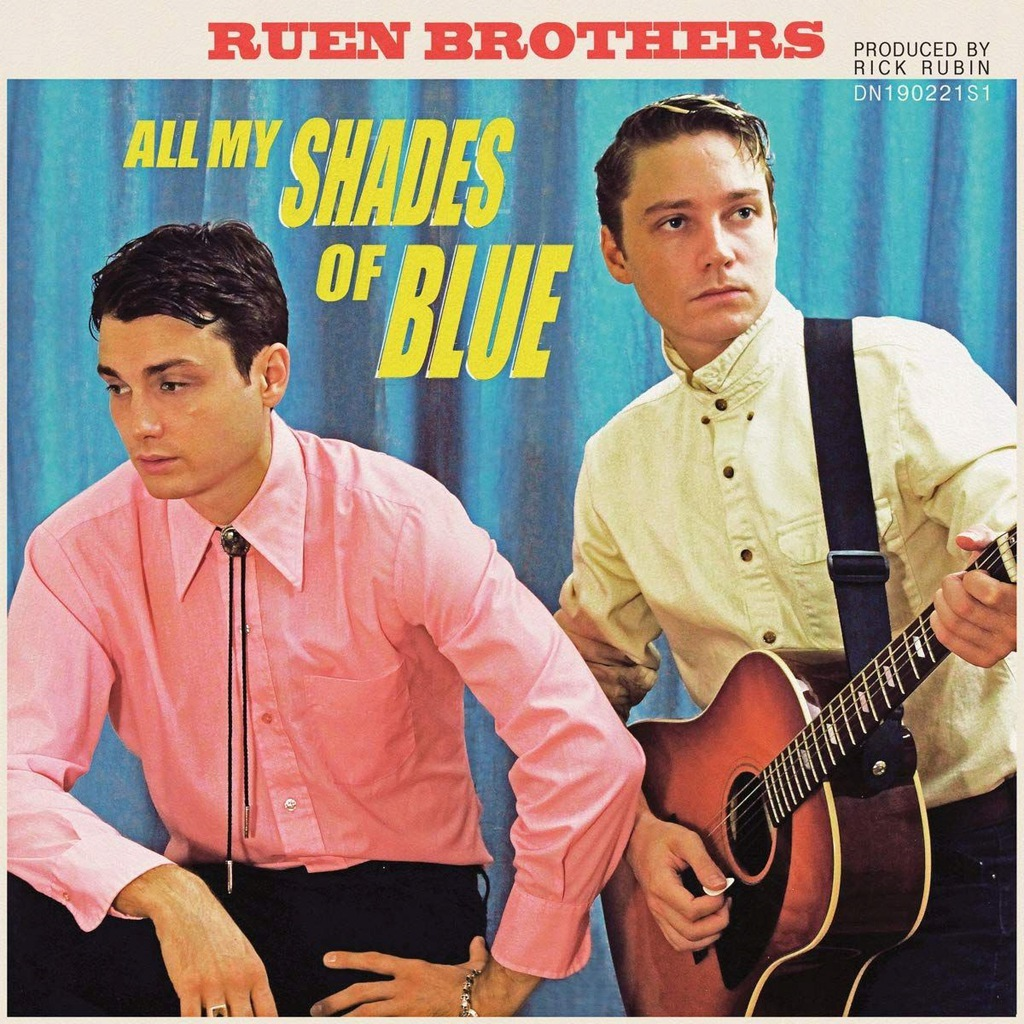 RUEN BROTHERS: ALL MY SHADES OF BLUE (CD)