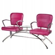 Krzesło do poczekalni LIVIO wrzos BD-6709(1003) QQ