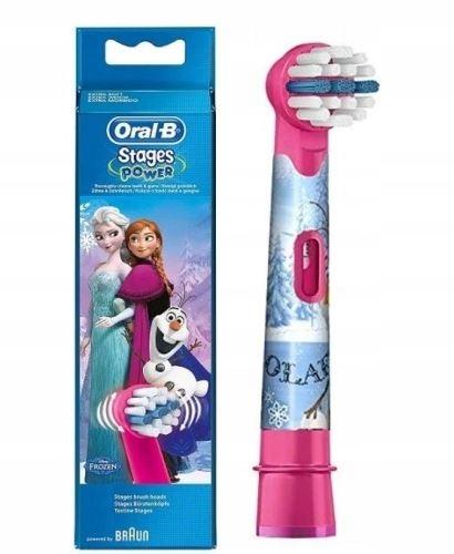 Końcówka szczoteczki ORAL-B Kids Frozen 1szt