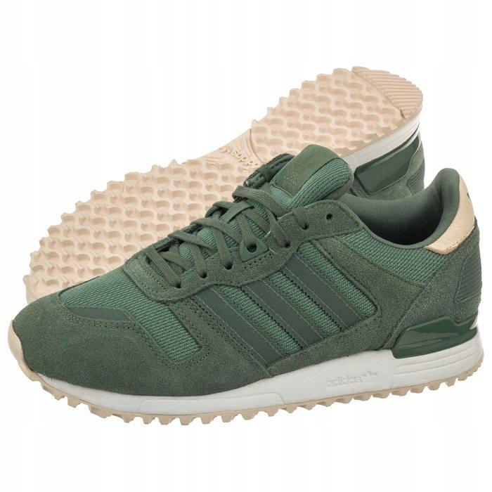 buty adidas zielone sportowe