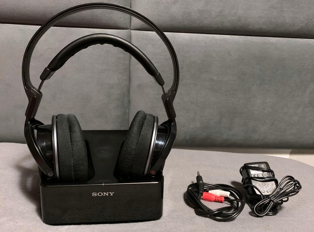 Słuchawki bezprzewodowe radiowe Sony MDR-RF855RK