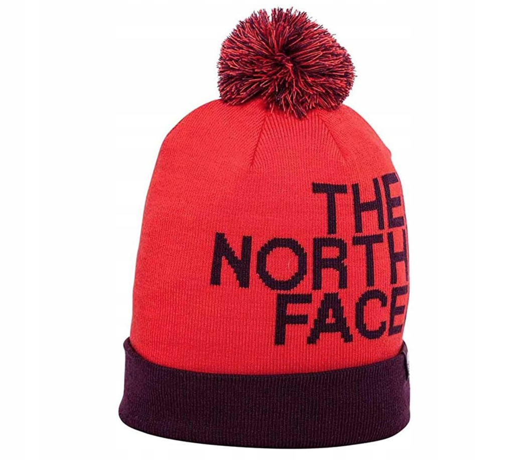 D79 THE NORTH FACE CZAPKA ZIMOWA one size