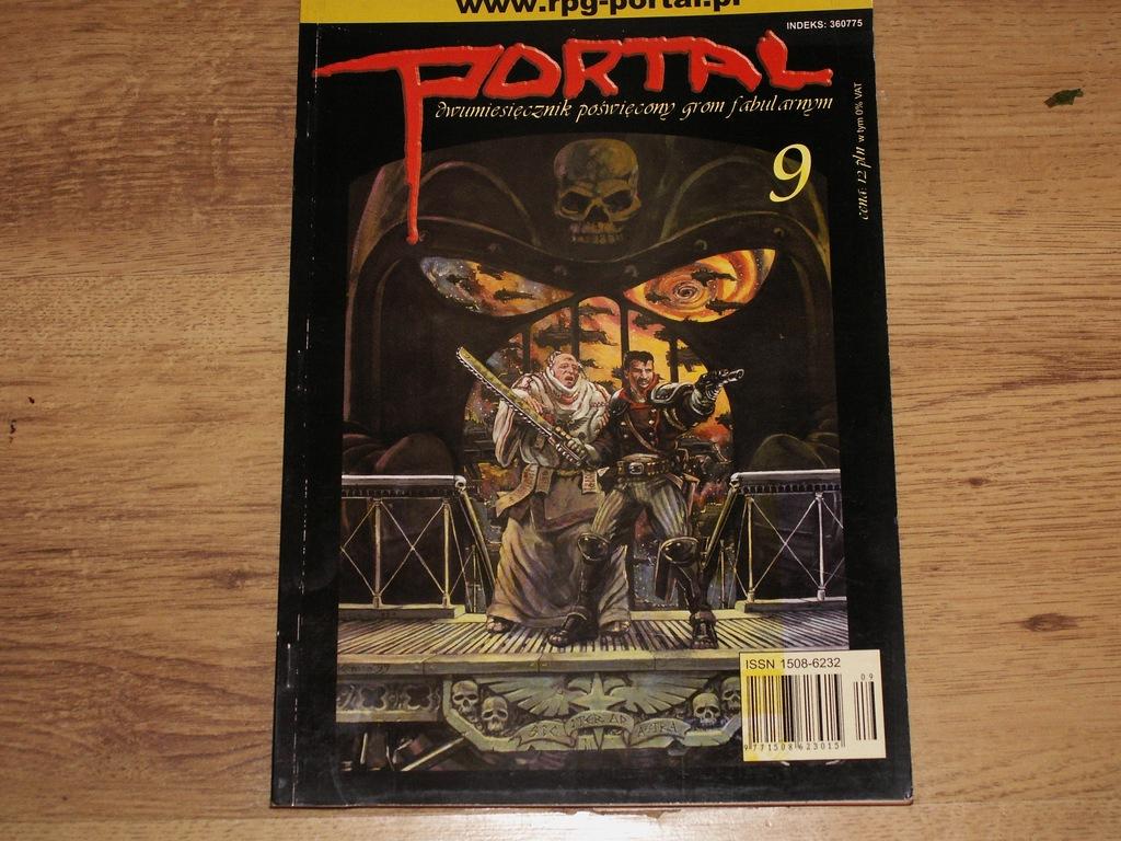 Portal 9 - Dwumiesięcznik Poświęcony Grom Fab.