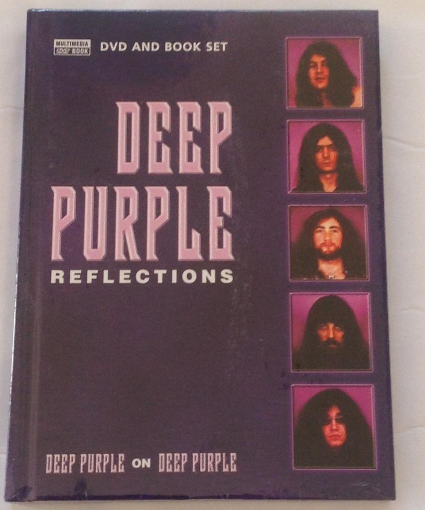 DEEP PURPLE REFLECTIONS /DVD/