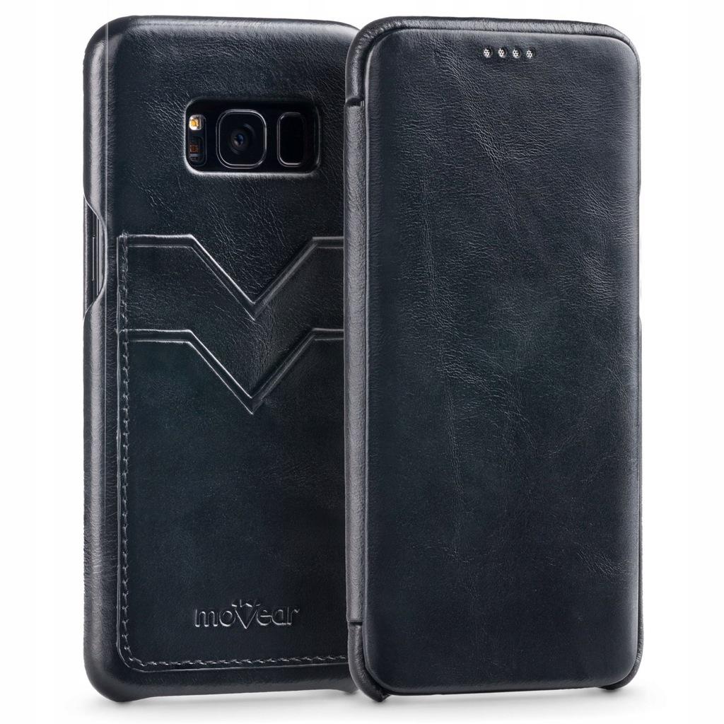 Ekskluzywne Skórzane Etui Galaxy S8+ PLUS 7711853675