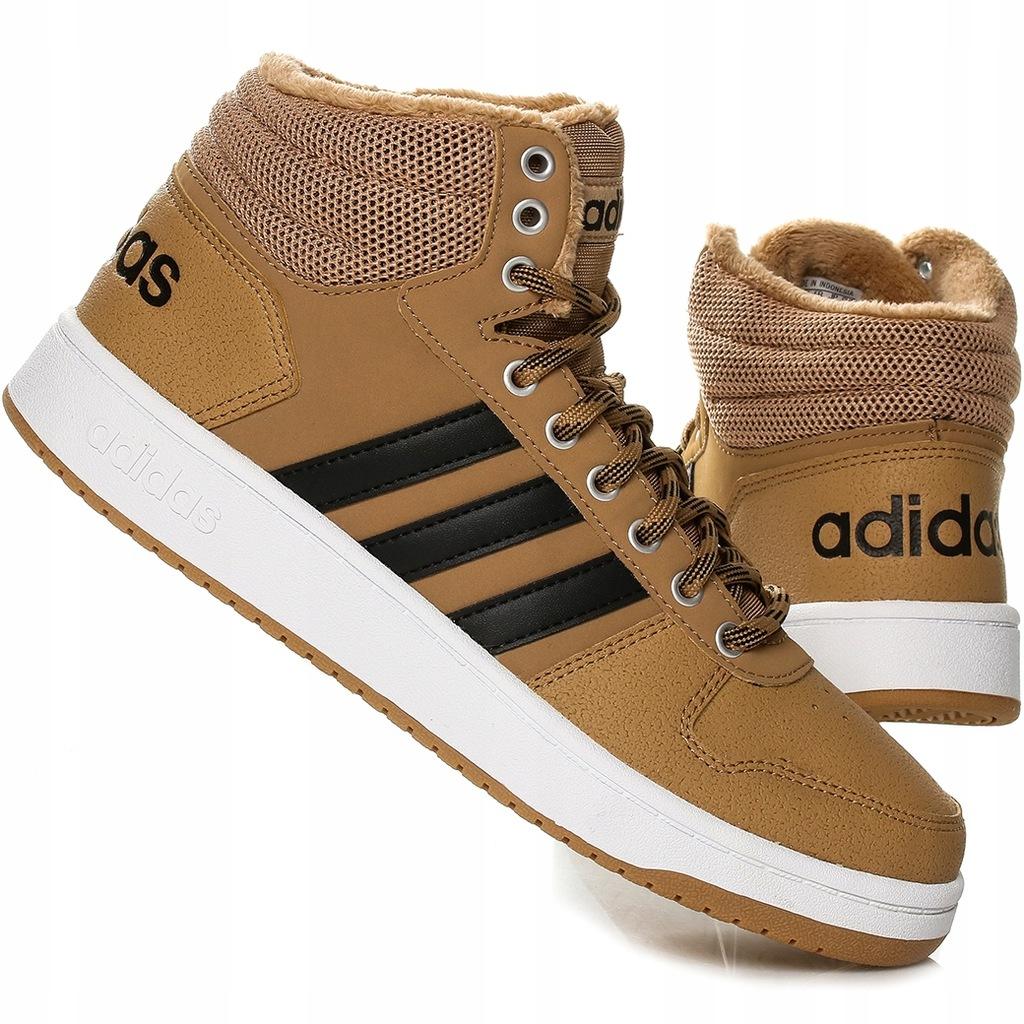 Buty męskie Adidas Hoops 2,0 Mid B44620 r.44