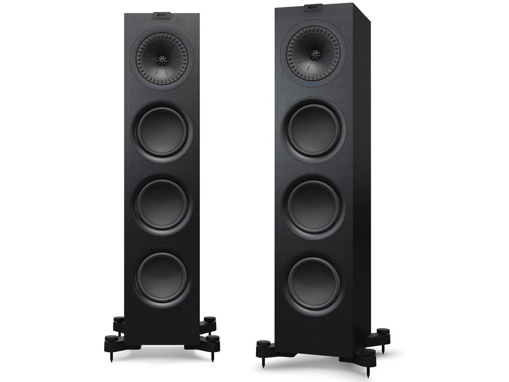 Kef Q750 Black Ultimate Audio