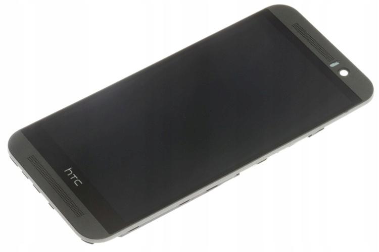 ORYGINALNY WYŚWIETLACZ LCD DOTYK HTC ONE M9 SZARY