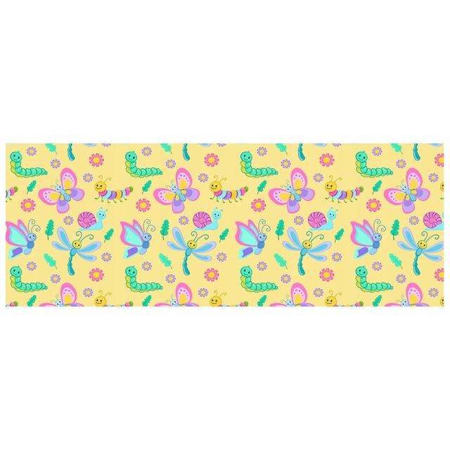 OKLEINA Pastelowe robaczki 268x100