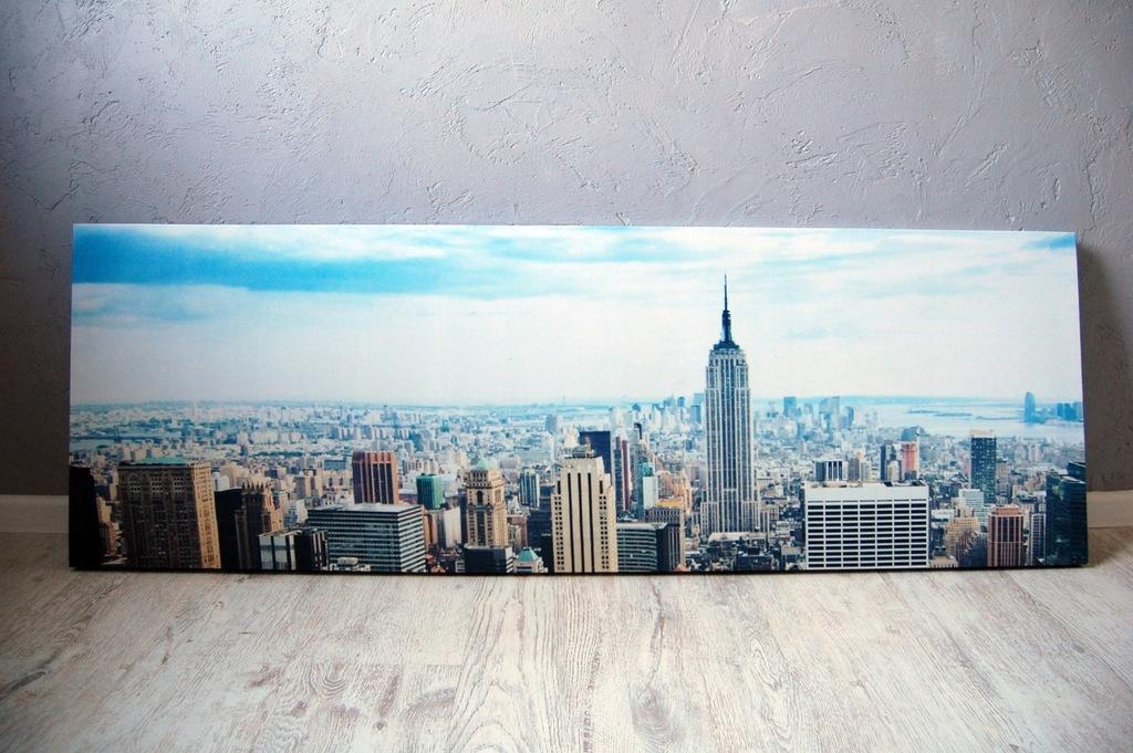 Obraz Leroymerlin Manhattan 140x45 Cm Ny Nowy Jork 8337763311 Oficjalne Archiwum Allegro
