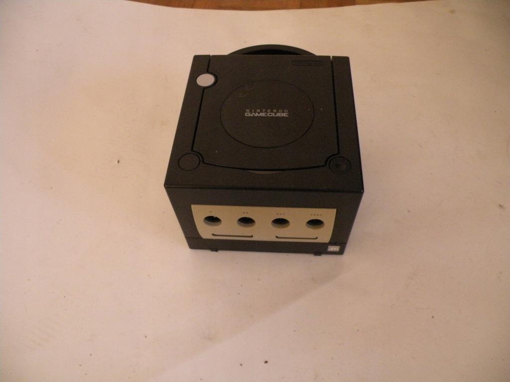 Konsola Nintendo GameCube Czarna