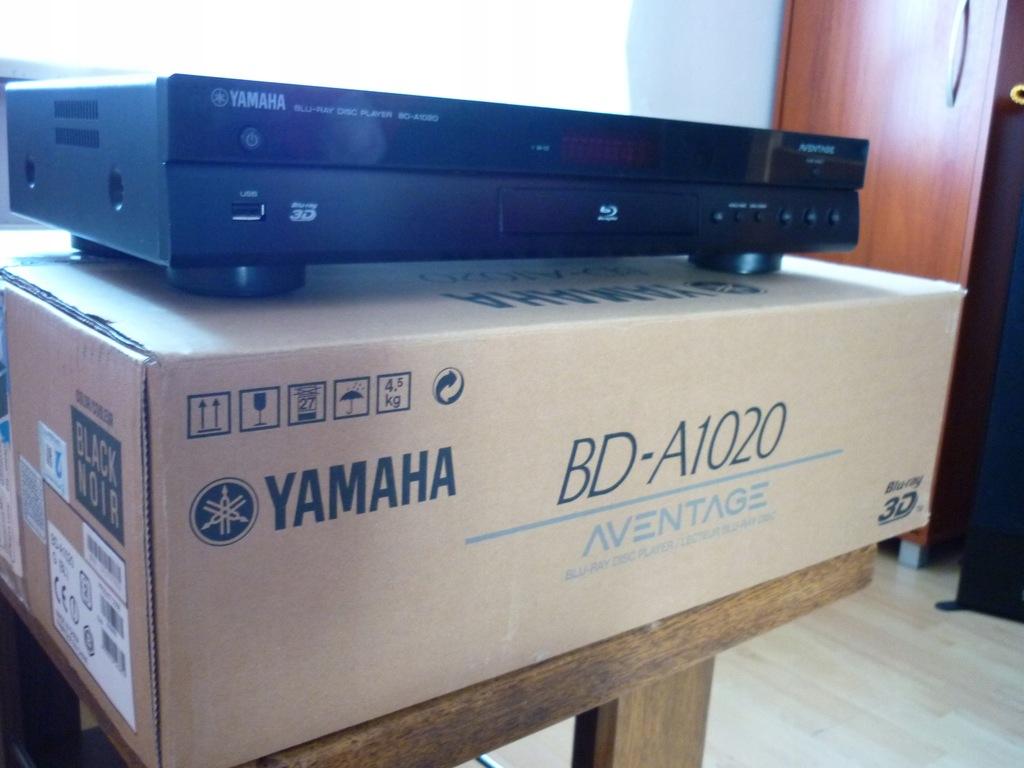 Yamaha BD-A1020 w bardzo dobrym stanie