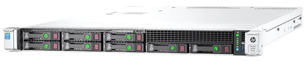 HP DL360 G9 2X E5-2660 V3 128GB 400G SSD P440ar SZ