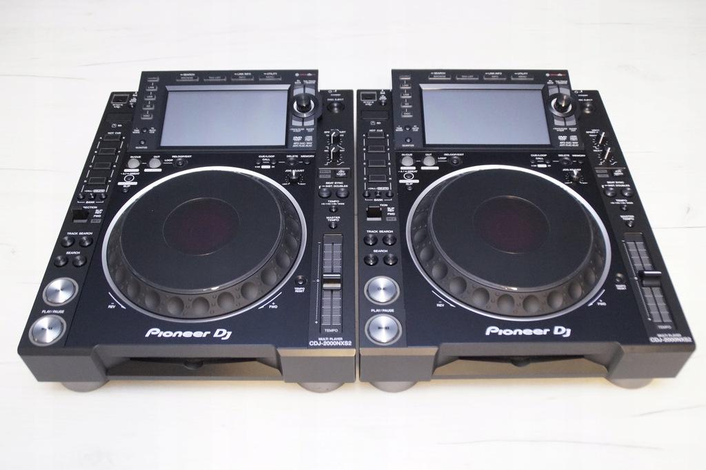2 X PIONEER CDJ 2000 nexus 2 GWARANCJA DJM 800 900