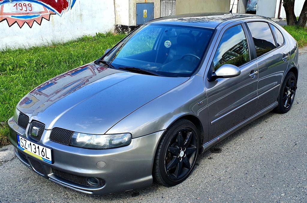 Seat Leon 1 9 Tdi 130 Top Sport 8496290341 Oficjalne Archiwum Allegro
