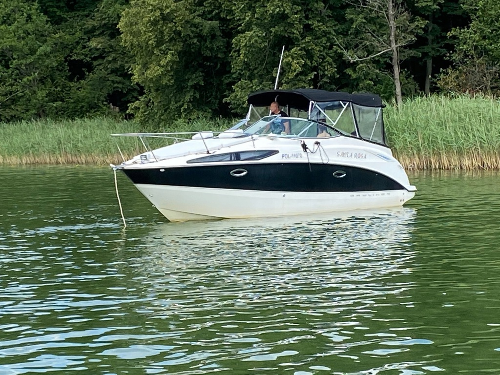 Jacht Bayliner 265, 2008r klima ster strumieniowy