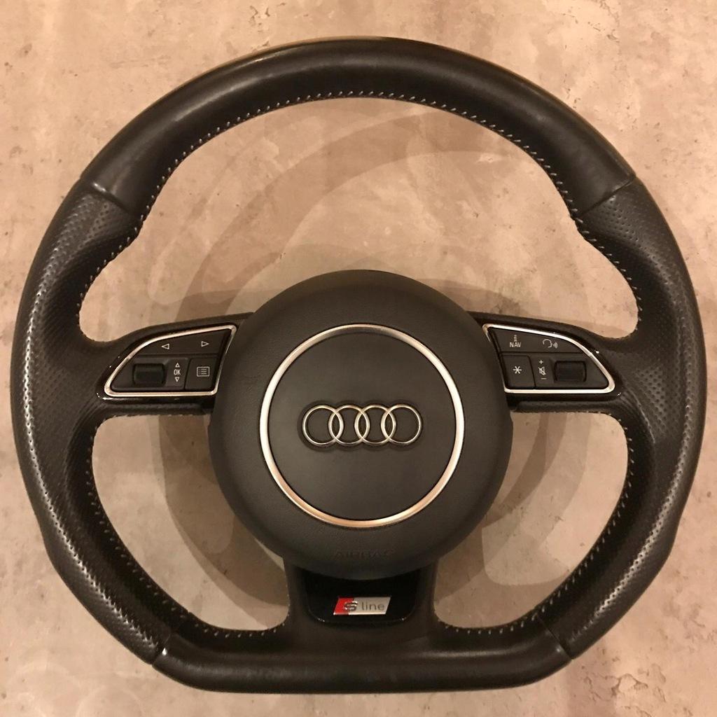 Kierownica Z Poduszka Audi A3 S3 Sline 8v0419091r 7908850882 Oficjalne Archiwum Allegro