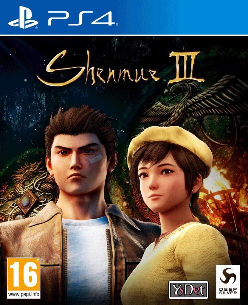 KOCH Gra PS4 Shenmue 3
