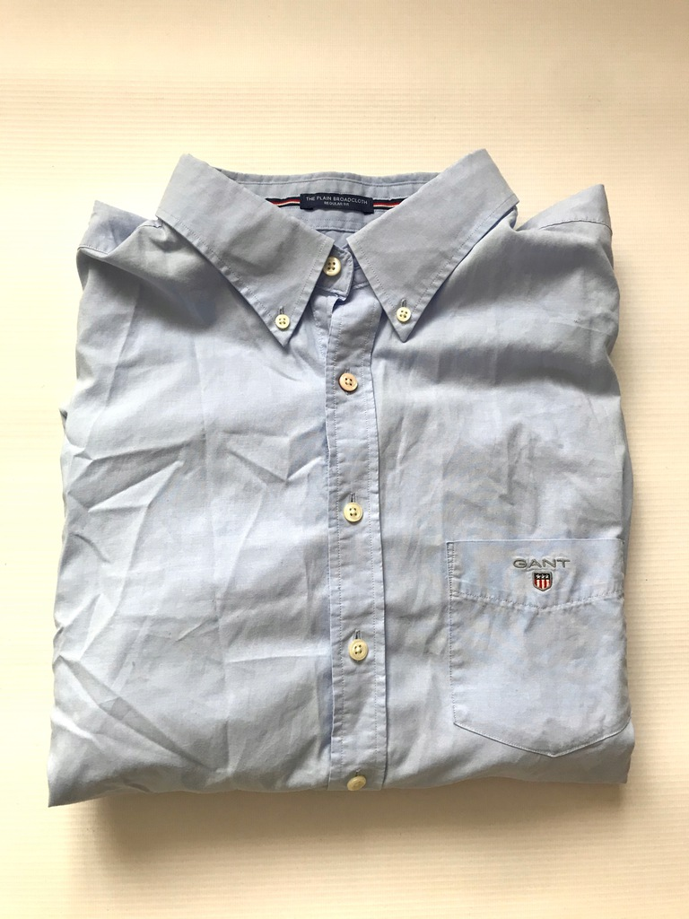Męska koszula Gant XXL Regular fit